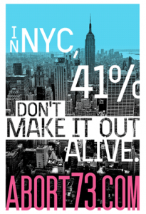 Abortion, New York City, NYC, Abortion Rate, African-American, Black, Pro-Life, Pro-Choice