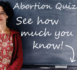 abortion quiz