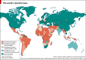 Abortion, Worldwide, Pregnancy, Countries, Legal Abortion, Pro-Life, Pro-Choice